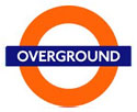Overground tickets kopen via Britain-Direct