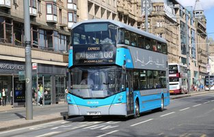 Edinburgh Airlink Single