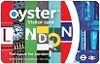 Visitor Oyster Card £ 25.00