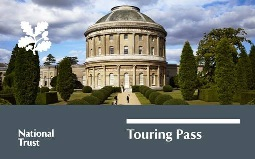 National Trust Touring Pass 07 Dagen 1 persoon