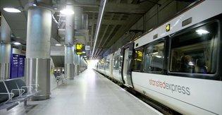 Stansted Express Retour bij 3 t/m 9 volwassenen