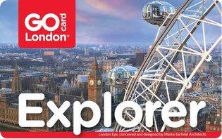 London Explorer Pass 4 kind