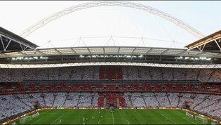 Wembley Stadion Tour Kind