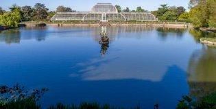 Kew Gardens and Kew Palace 60+