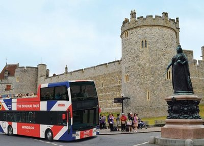 Sightseeing Windsor