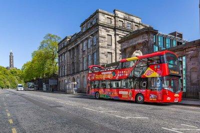 Sightseeing Edinburgh