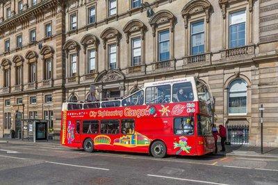 Sightseeing Glasgow