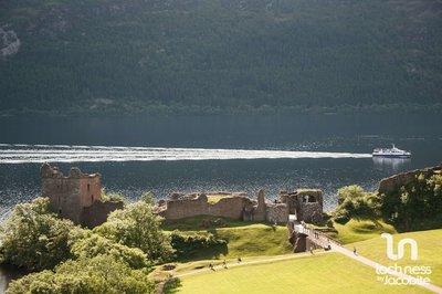 Cruise naar Urquart Castle